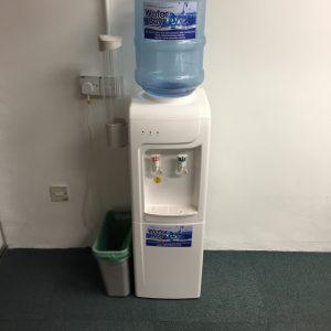 hot and cold floor standing bottle type 3